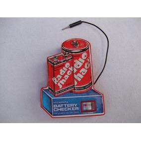 Checador De Baterias Micronta Radio Shack Vintage 70s