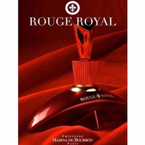 Perfume Rouge Royal 100ml Marina De Bourbon Original Lacrado