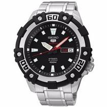 Relógio Seiko 5 Sports Automático 100m 24 Jewels + Frete