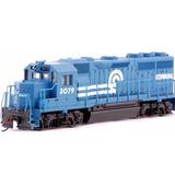 Locomotive Conrail Gp40 Ho Bachmann Ddc