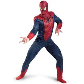 Disfraz Talla Grande Marvel Hombre Araña Spiderman Adulto