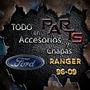 Panel Puerta Importado Der/izq 98/09 Ford Ranger Y Mas...
