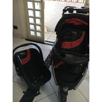Carrinho De Bebê Infanti + Bebê Conforto