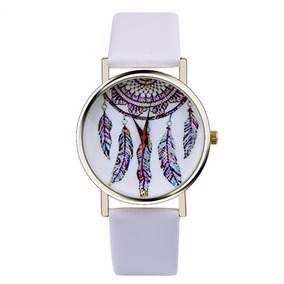 Relógio Ladies Quarzt Feminino Moda Dreamcatcher