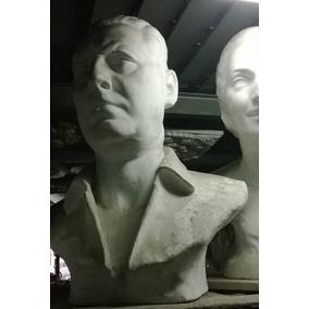 Juan Perón, Busto 60cm (copia Museo Evita)