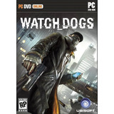 Watch Dogs Para Pc A Un Super Precio En Stock En Fisico