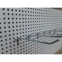 Gancho Eucatex P/painel Perfurado,canaletado 5cm Kits Com12