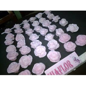 Combo 20 Rosas De Porcelana Fria