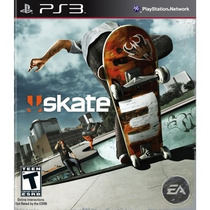Skate 3 Ps3 Skate3 Play3 Original - Pronta Entrega