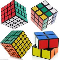 Kit Shengshou 2x2 3x3 4x4 5x5 Cubo Mágico