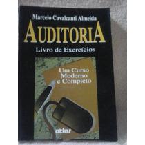 Auditoria Livro De Exercícios - Marcelo Cavalcanti Almeida