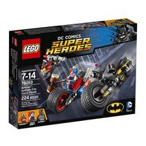 Lego Superheroes 76053 Ciudad De Gotham Y La Moto De Harley