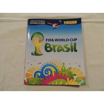 Álbum Copa Do Mundo 2014 Completo - Figurinhas Coladas