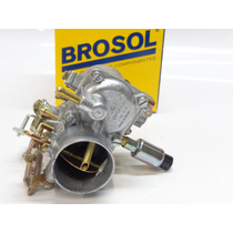 Carburador Fusca Brasila Kombi 1300 Gasolina Brosol 112091
