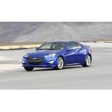 Libro De Taller Hyundai Genesis Coupe 2008-2013 Envio Gratis