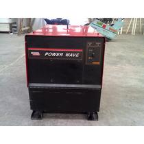 Maquina De Soldar Marca Lincoln Power Wave 455