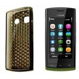 Funda De Silicona Gel Tpu Para Nokia 500 Fate 500 N500