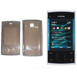 Funda De Silicona Tpu Para Nokia X3 Doble - Nnv