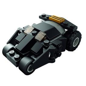 Lego 30300 Batimovil Batman Batmobile Dark Knight Joker Dc