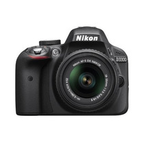 Camara Digital Nikon D3300 24.2 Mp 18-55mm Deal Electronics