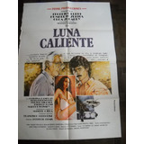 Afiche Cine Argentino Luna Caliente Federico Luppi Nacional