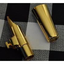 Boquilha Profissional Sax Alto A7 Metal - Frete Grátis