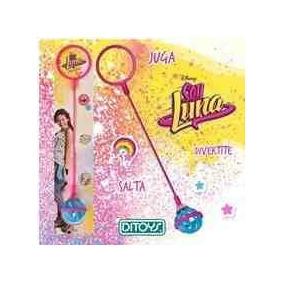 Aerobic Gym Salta Con Soy Luna Ditoys Jugueteria