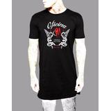Camiseta Evangélica | Oficina G3 | Banda De Rock|bsc/long T