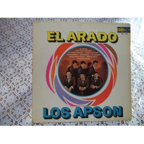 Los Apson El Arado 1967 Lp Rock And Roll Mexicano Coleccion