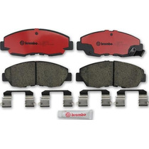 Balatas Brembo (d) Honda Accord Lx, Sedan 90-93