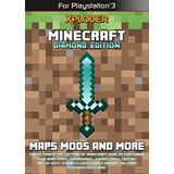 Xploder - Minecraft Diamond Edition Ps3, Playstation 3