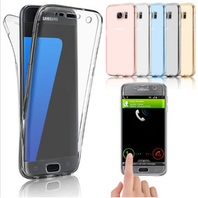 Funda Tpu Samsung Galaxy J7 Prime Doble 360 Envio Grati