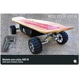 Skate Electrico 400w !!