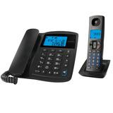 Alcatel Combo E150 Teléfono Alámbrico E Inalámbrico