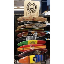 Patineta Antifashion Longboard Tabla
