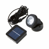 Mini Reflector Led Solar 6 Led Lampara Solar Jardin