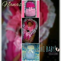 Nanas Porta Bebes Incluye Sobre Clínico