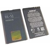 Bateria Nokia X6 N900 5800 5230 C3-00 Bl-5j 1320 Mah