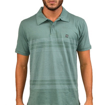Camisa Polo Hd Square Verde