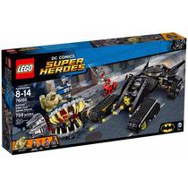 Lego Batman: Golpe De Killer Croc (76055) - Pzs. 759