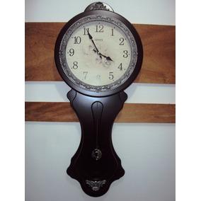 Relógio Parede Carrilhão Sx Westminster Pendulo Novo 2132m