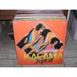 Kalama Tropical Enganchados Lp Vinilo Cumbia 1991 Inmaculado