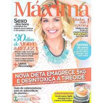 Maxima: Bianca Rinaldi / Apneia Do Sono / Dieta Tireoide