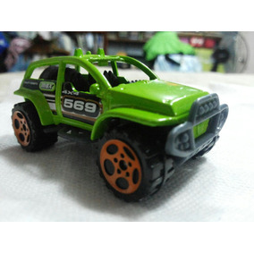 Matchbox 4x4 Buggy Año 2002 Escala 1.64 Impecable