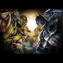 Ps3 Mortal Kombat Vs Dc Universe A Pronta Entrega