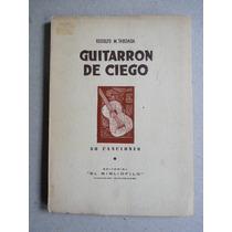 Taboada, R. M. Guitarrón De Ciego. 50 Canciones.