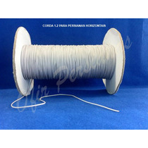 Corda Para Persiana Horizontal - Peças, Manutenção
