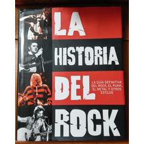 La Historia Del Rock,la Guía Definitiva, Mark Paytress 2014