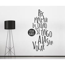 Vinilos Decorativos Frases Y Textos - Promo 3 X 4 Vinilos