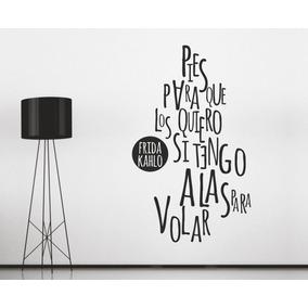Vinilos Decorativos Frases Y Textos Promo 3 X 4